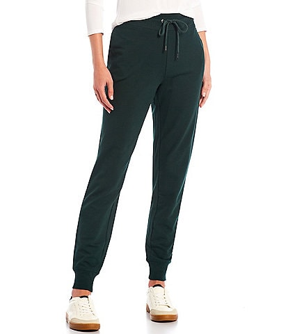 Calvin Klein French Terry Drawstring Waist Coordinating Joggers
