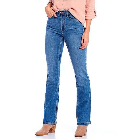 Calvin Klein Jeans High Rise Bootcut Jeans