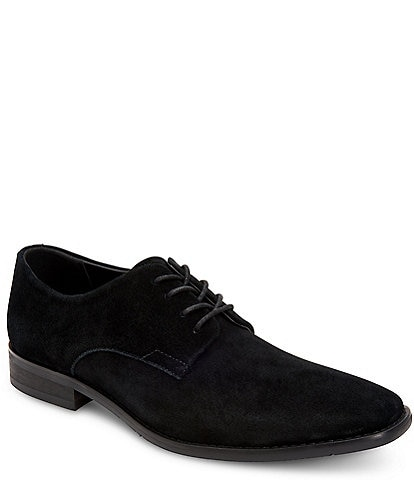 Calvin Klein Men's Ramses Suede Oxford