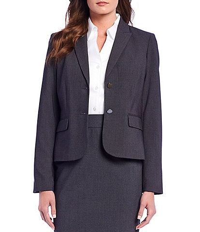 77d8990aa11 Calvin Klein Notch-Collar Jacket
