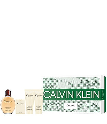 Calvin Klein Obsession for Men Eau de Toilette Gift Set