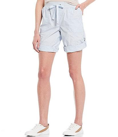 Calvin Klein Performance Convertible Cargo Bermuda Shorts
