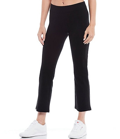 Calvin Klein Performance Side Panel Mesh Inset High Waist Ankle Firenze Pant