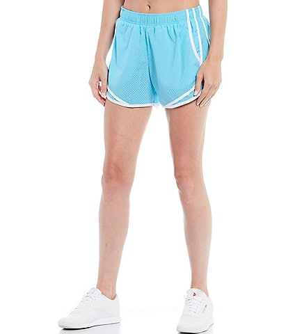 Calvin Klein Performance Smocked Waistband Running Short