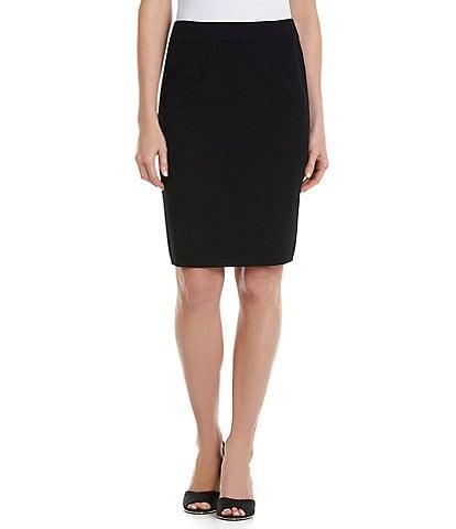 Calvin Klein Petite Size Pencil Skirt