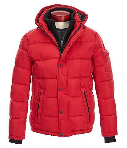 Calvin Klein Puffer Hooded Jacket