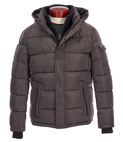 Calvin Klein Puffer Hooded Jacket