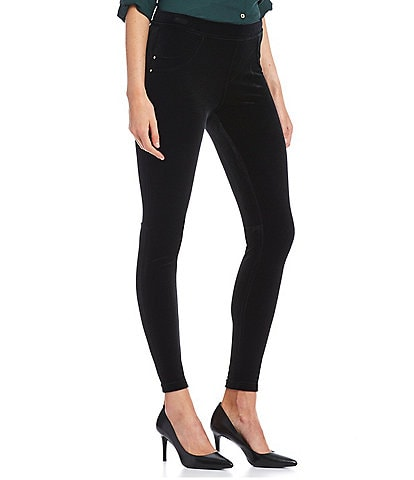 Calvin Klein Stretch Velvet Leggings