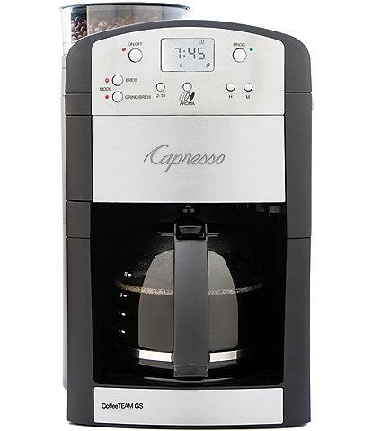 Capresso Coffee Team Gs Coffeemaker