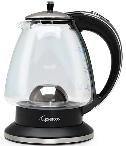 Capresso H20 Glass Rapid Boil Water Kettle