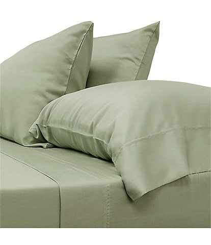 Cariloha Classic Viscose Made from Bamboo Twill Weave Sheet Set