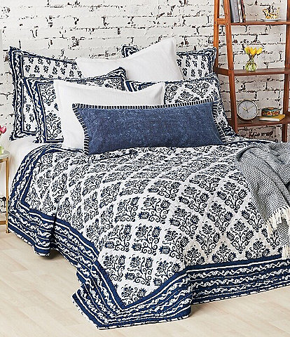 Carol and Frank Cassie Reversible Quilt