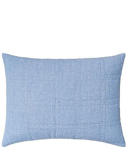 Carol and Frank Hugh Standard Pillow Sham