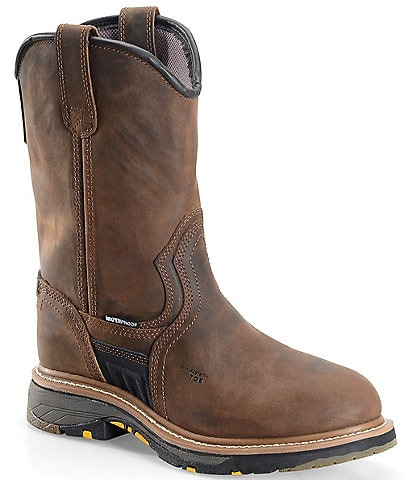 Carolina Men's 10#double; Workflex Composite Toe Ranch Wellington Boots