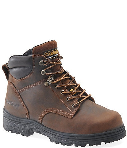 Carolina Men's Foreman 6#double; Internal MetGuard Work Boots