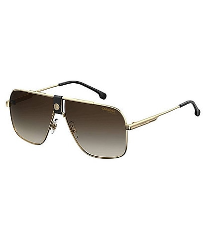 Carrera Rimless Navigator Sunglasses