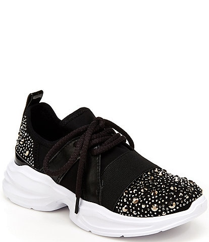 Carvela Girls' Mini Lament Bling Sneakers (Toddler)