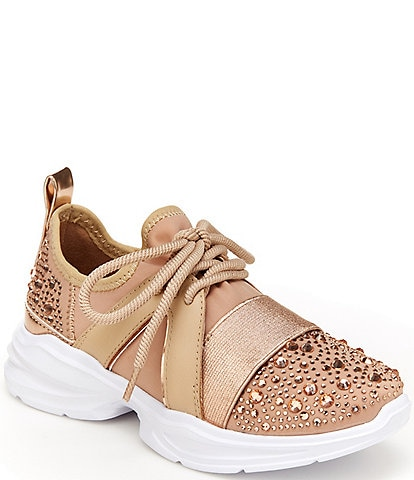 Carvela Girls' Mini Lament Bling Sneakers (Youth)