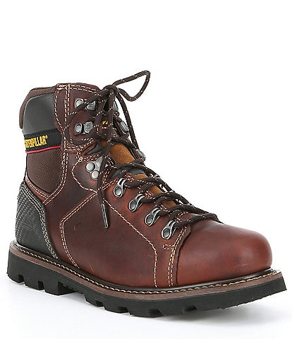 Cat Footwear Men's Alaska 2.0 Soft Toe Work Boot