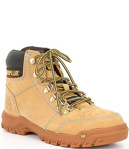 Cat Footwear Men's Outline Steel Toe Work Boot