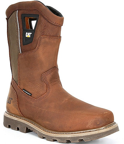 CAT Footwear Men's Stillwell Steel Toe Waterproof Work Boots