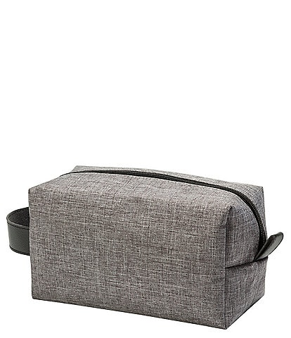 Cathy's Concepts Personalized Grey Travel Kit