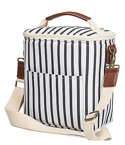 Cathy's Concepts Personalized Striped Bottle Cooler