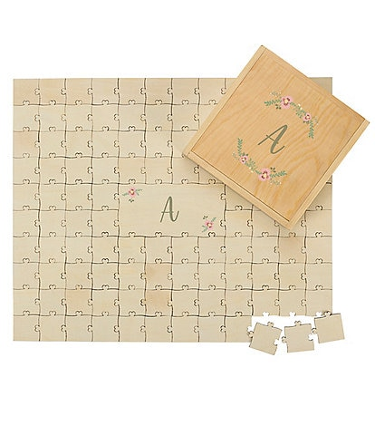Cathy's Concepts Personalized Wedding Guestbook Puzzle