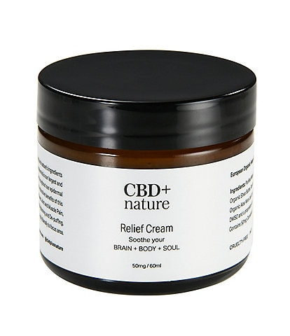 CBD + Nature Relief Cream