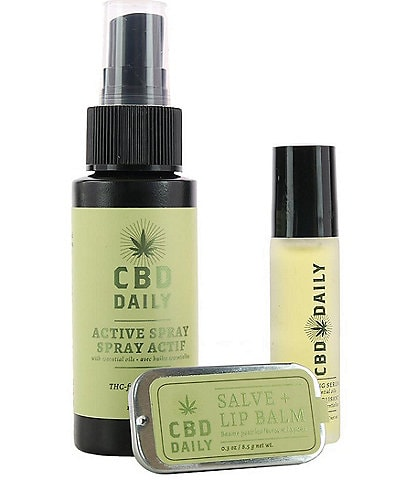 CBD Daily CBD Gift Set