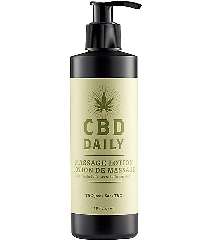 CBD Daily CBD Massage Lotion