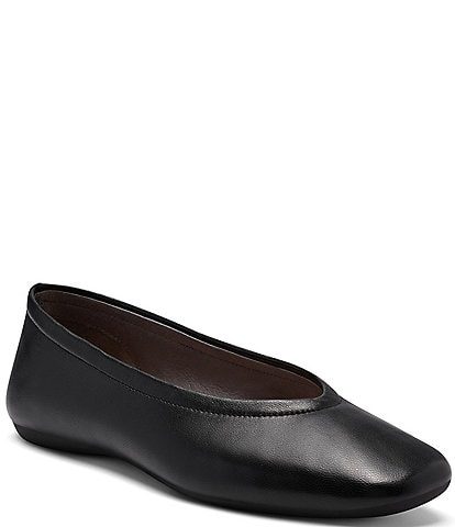 CC Corso Como Trishina Leather Ballet Flats