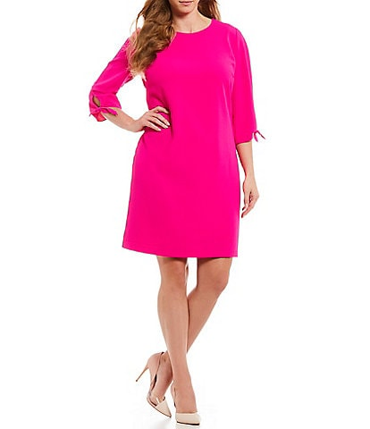 Pink Women\'s Plus-Size Dresses & Gowns | Dillard\'s
