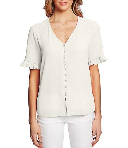 7480716f CeCe Ivory Women's Casual & Dressy Tops & Blouses | Dillard's