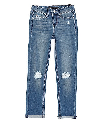 Celebrity Pink Big Girls 7-16 Destructed Girlfriend Jean