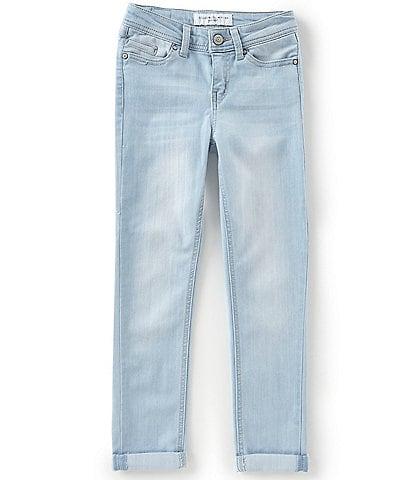 Celebrity Pink Big Girls 7-16 Skinny-Fit Roll-Cuff Jeans