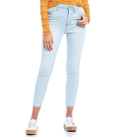 Celebrity Pink High Rise Repreve Sustainable Skinny Jeans
