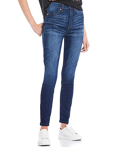 Celebrity Pink Repreve Sustainable Super Stretch Ultra High Rise Skinny Jeans