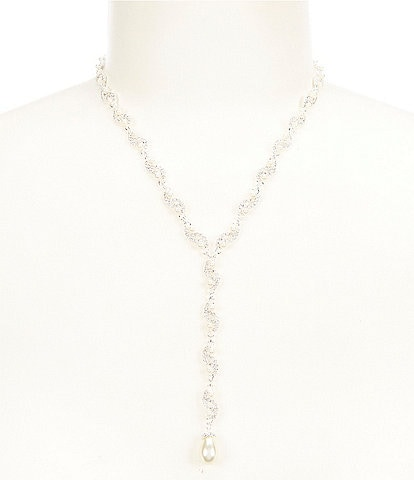 Cezanne Ivy Y Necklace