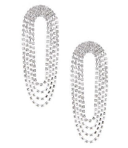 Cezanne Large Loops Chandelier Earrings