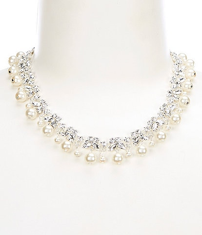 Cezanne Pearl Statement Necklace