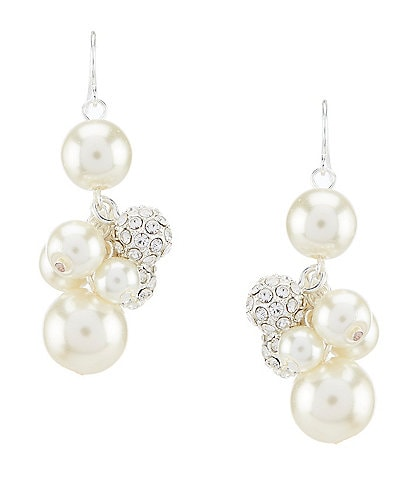 Cezanne Shaky Pearl Earrings