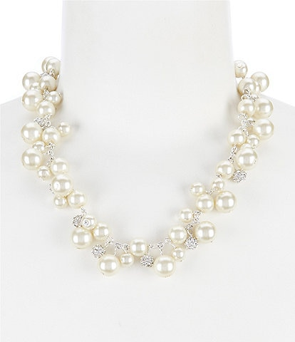 Cezanne Shaky Pearl Necklace