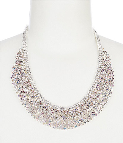 Cezanne Stacked Collar Statement Necklace