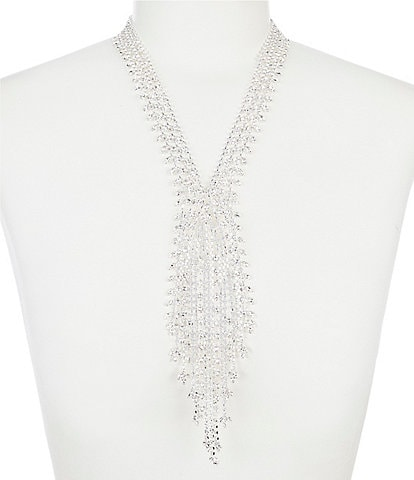 Cezanne Trellis Statement Necklace