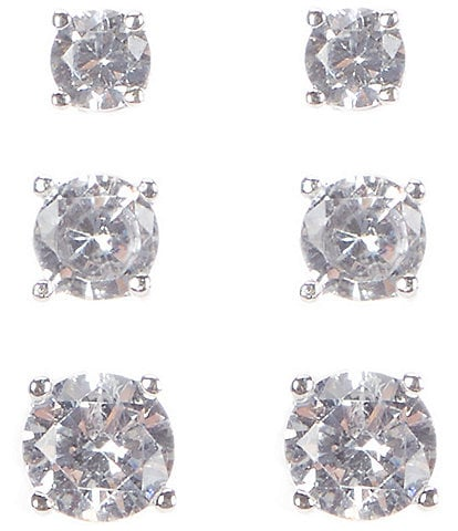 Cezanne Trio Earrings Set
