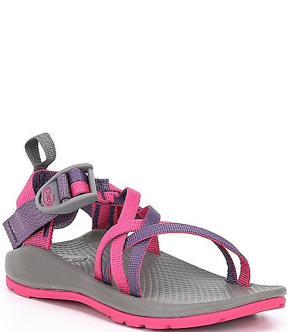 Chaco Girls' ZX/1 EcoTread Colorblock Sandals Infant