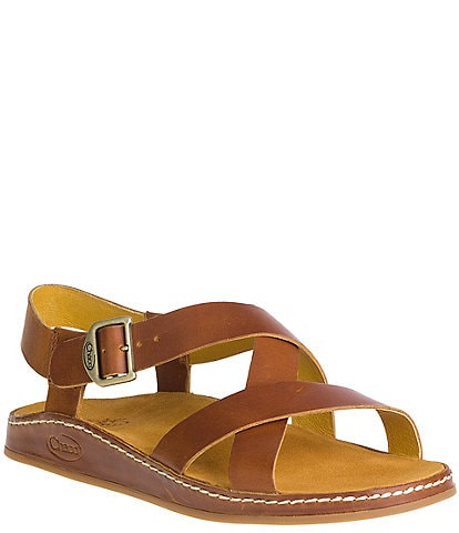 Chaco Wayfarer Leather Sandals
