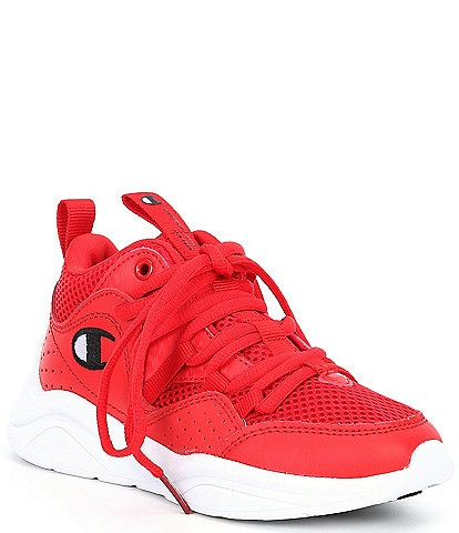 Champion Boy's Recruit Hi Lace-Up Sneakers (Youth)