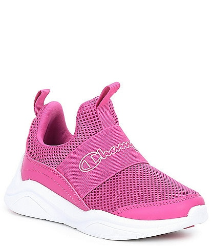 Champion Girl's Legacy A Lo Slip-On Sneakers (Toddler)